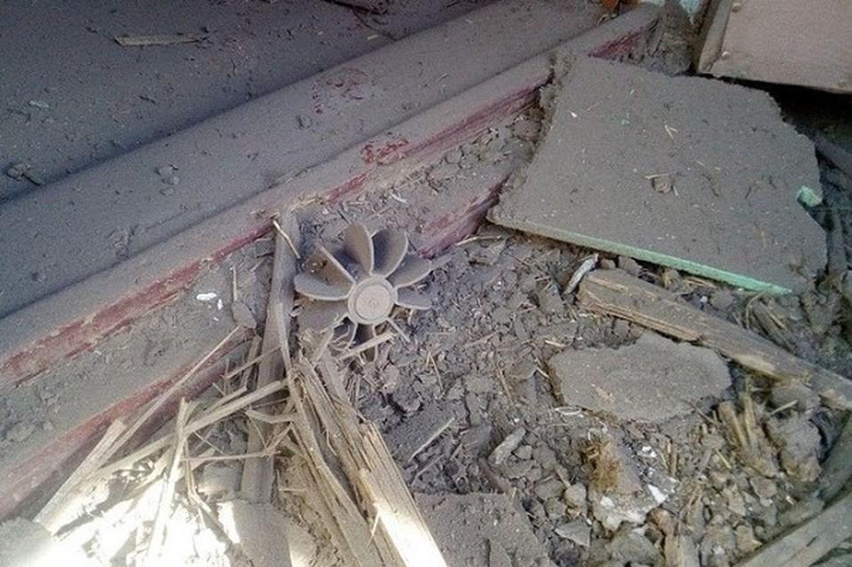 Информация о разрушениях гражданской инфраструктуры уточняется. Фото: архив Представительства ЛНР в СЦКК