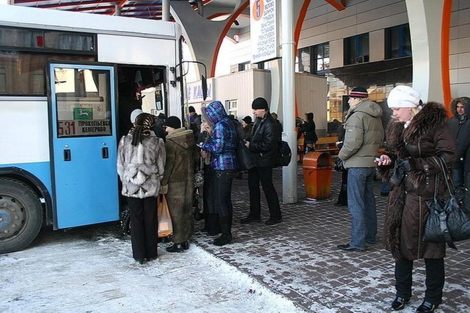 Экспериментальный автобусный маршрут запускают в Кузбассе