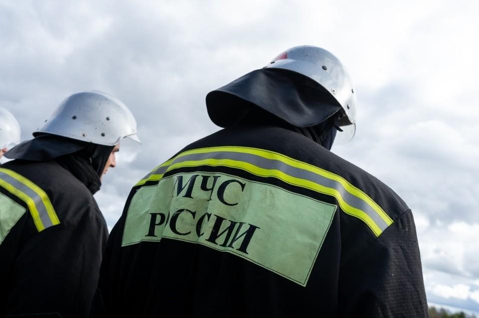 В Заводском районе Орла пожарные спасли 81-летнюю женщину из огня