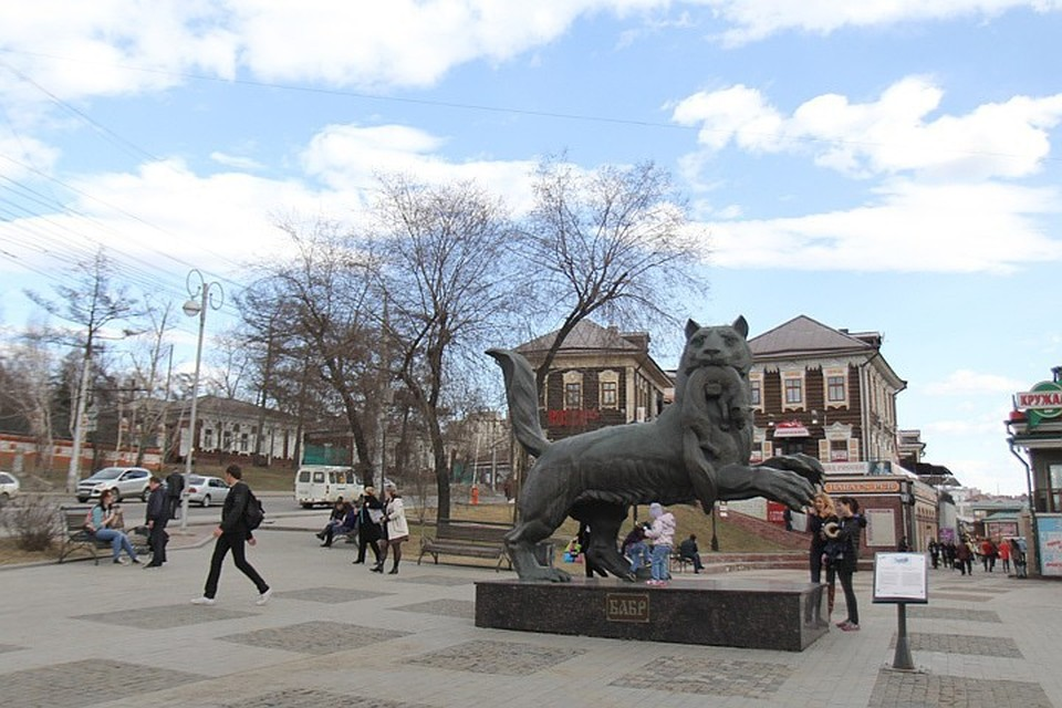 Аномальное тепло вернется в Иркутск к выходным.