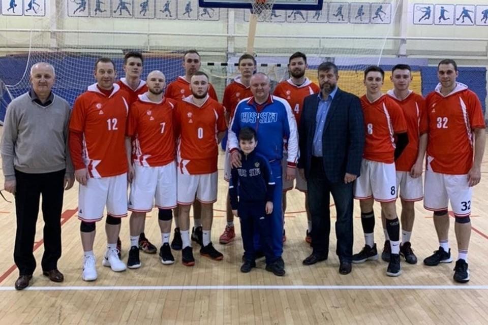 Брянские баскетболисты стали вторыми в ЦФО.