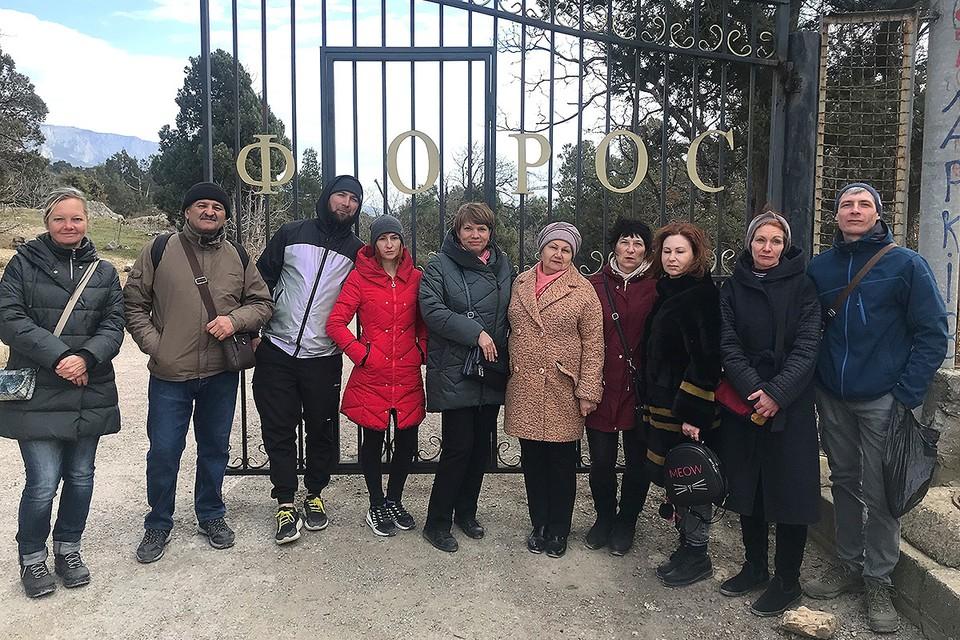 Крымчане восстали против вырубки реликтового парка и добились своего.