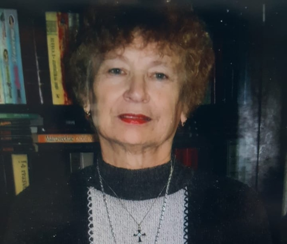 Анна Федоровна даже на пенсии старалась держать форму.