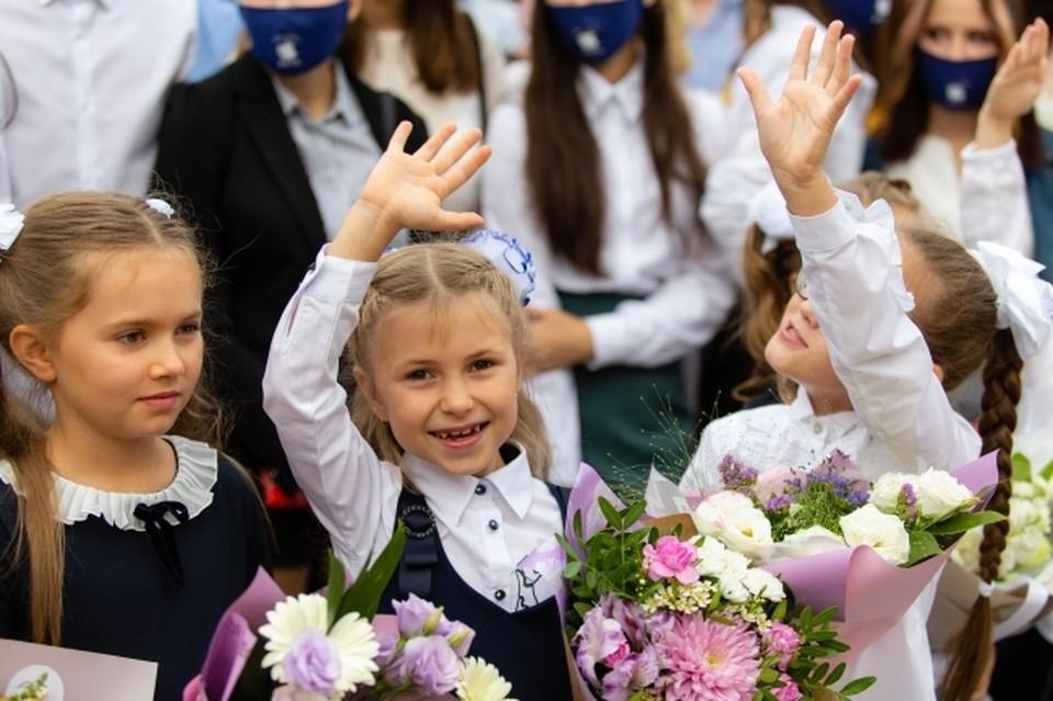 В 1 класс в Хабаровске пойдут 8000 учеников