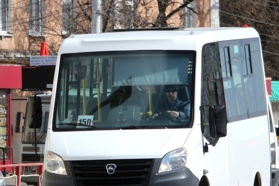 """В Брянске маршруту от Юрфака БГУ до Тиганова присвоили номер 150. Фото: """"Брянский автобус""""."""