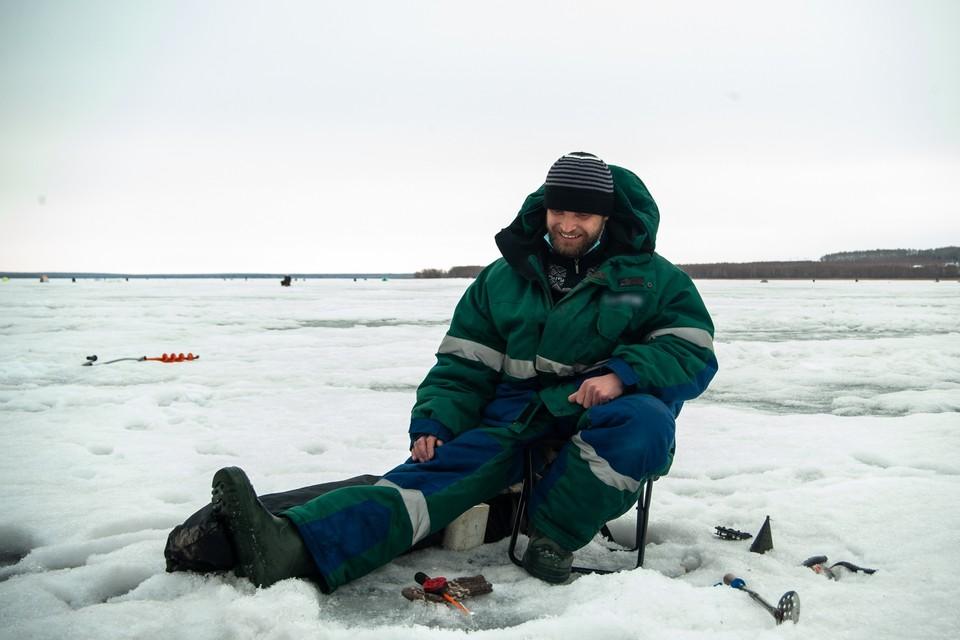 Рыбаков больше интересует сам процесс, нежели улов