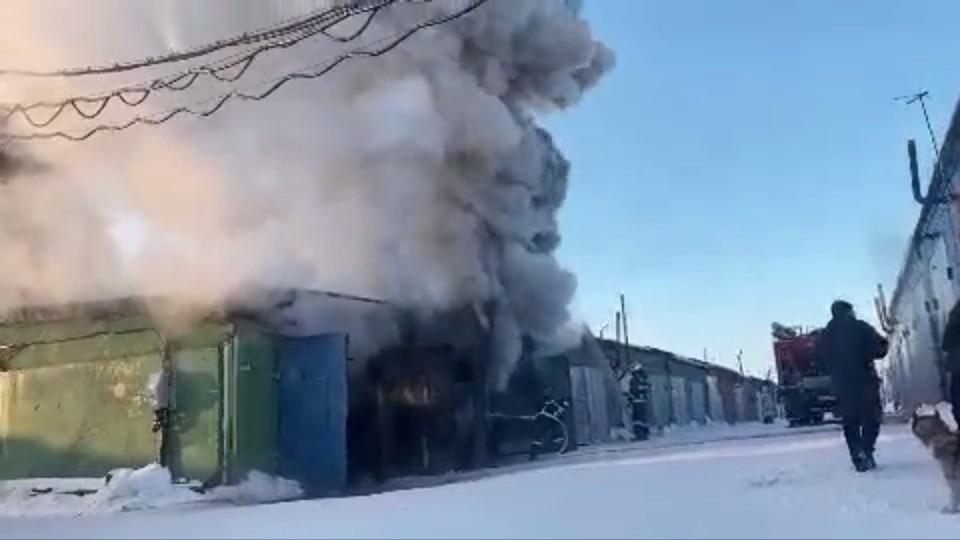 Фото: скриншот из видео t.me/zhitvnorilske