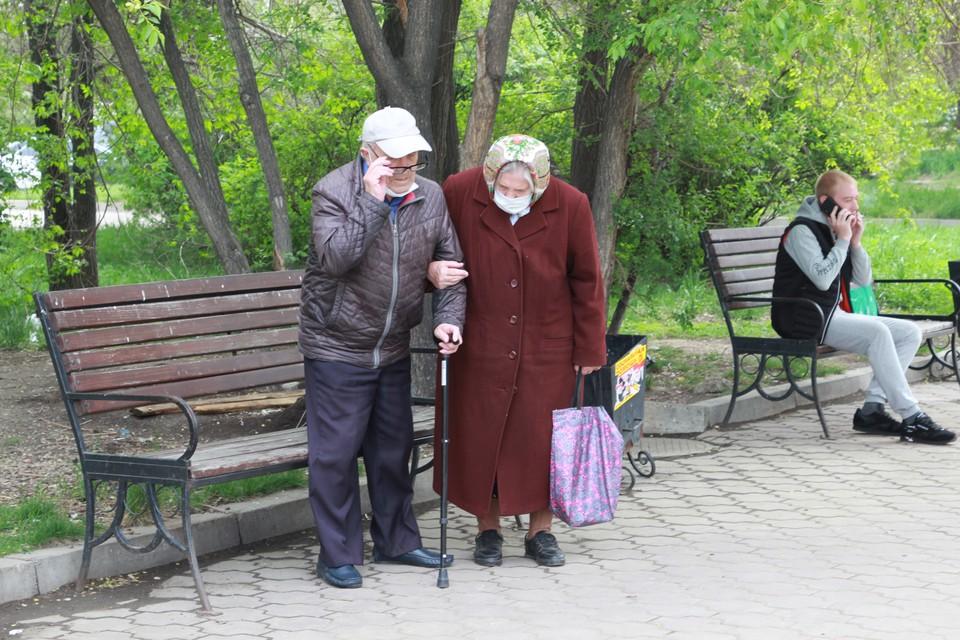 Напомним, первые ограничения для пожилых белгородцев ввели еще в ноябре прошлого года.