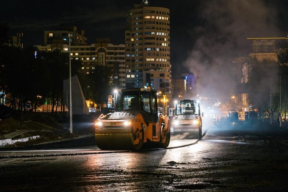 Новая дорога продолжится от кольца Московского шоссе и 22 Партсъезда