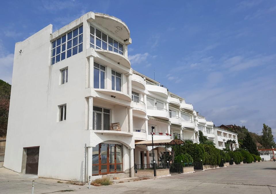 Небольшие отели принимают 70% туристов в Крыму