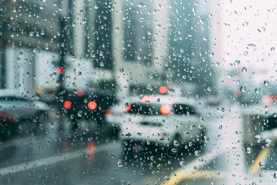 На следующей неделе в Ижевске пройдут небольшие дожди