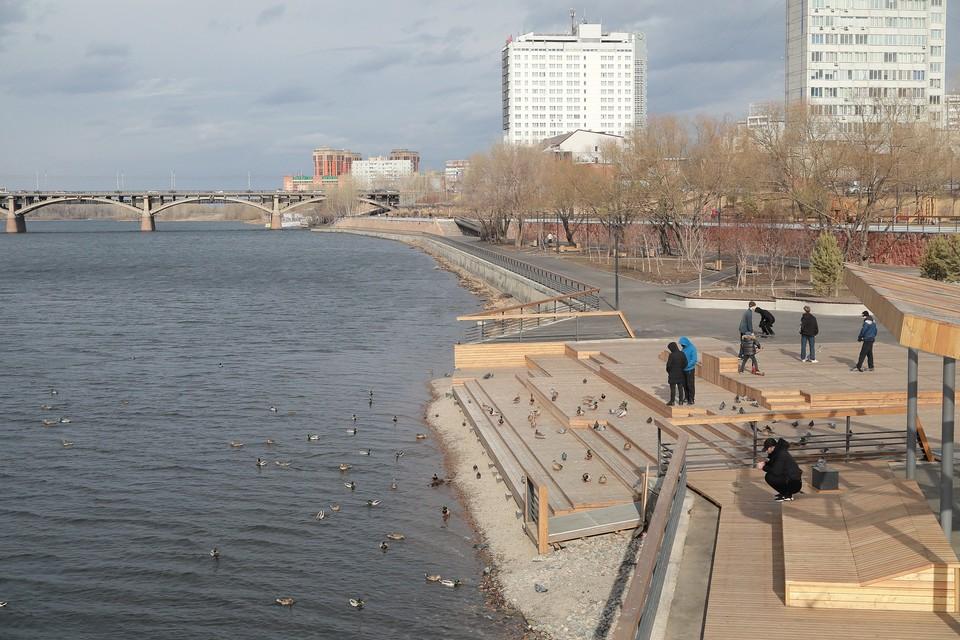 Погода в Красноярске 6 апреля 2021: будет солнечно и потеплеет до 17 градусов