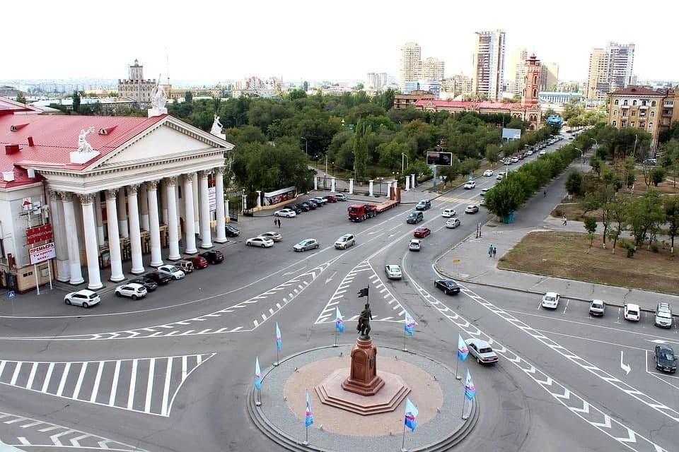 Памятник переедет в пешеходную зону.