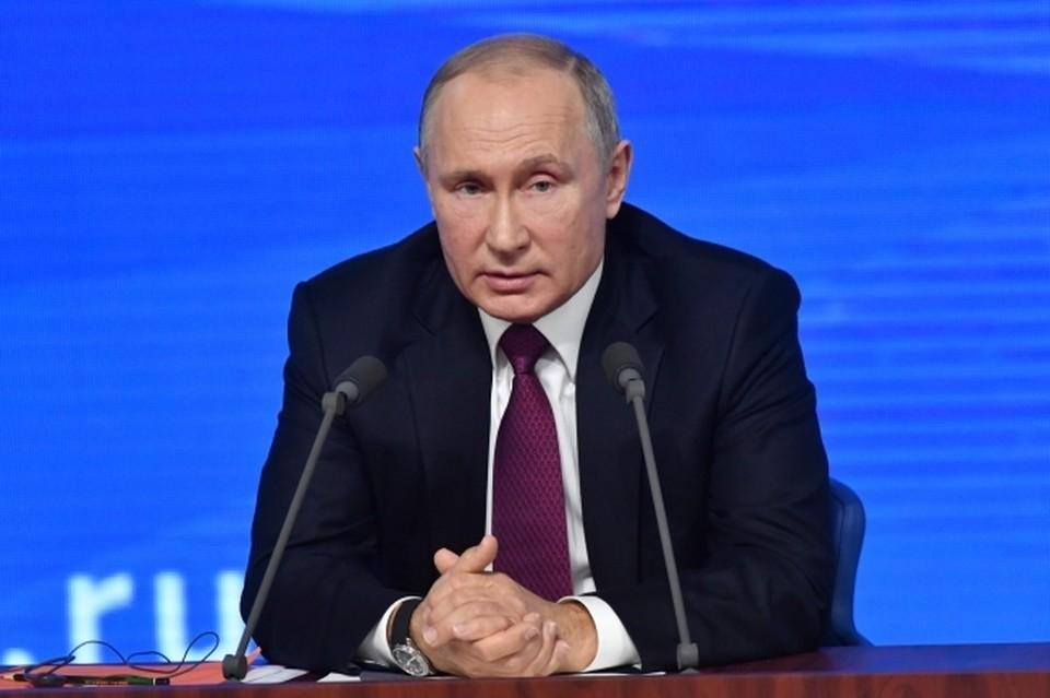 Владимир Путин подписал закон о просветительской деятельности