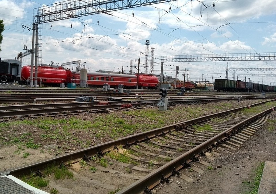 Для безопасности курян железнодорожники регулярно проводят профилактические мероприятия