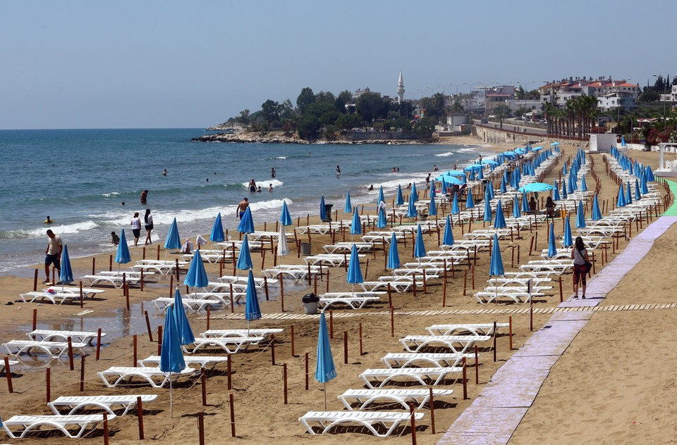С турецкого курорта есть риск привезти новый штамм коронавируса.