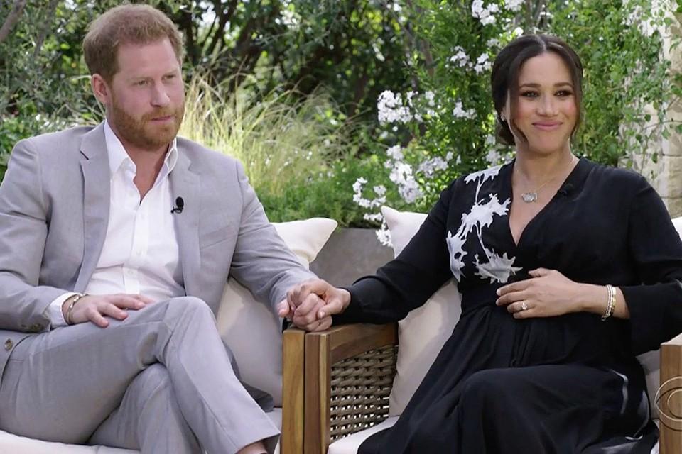 Принц Гарри и Меган Маркл приобрели дом в Монтесито летом прошлого года.