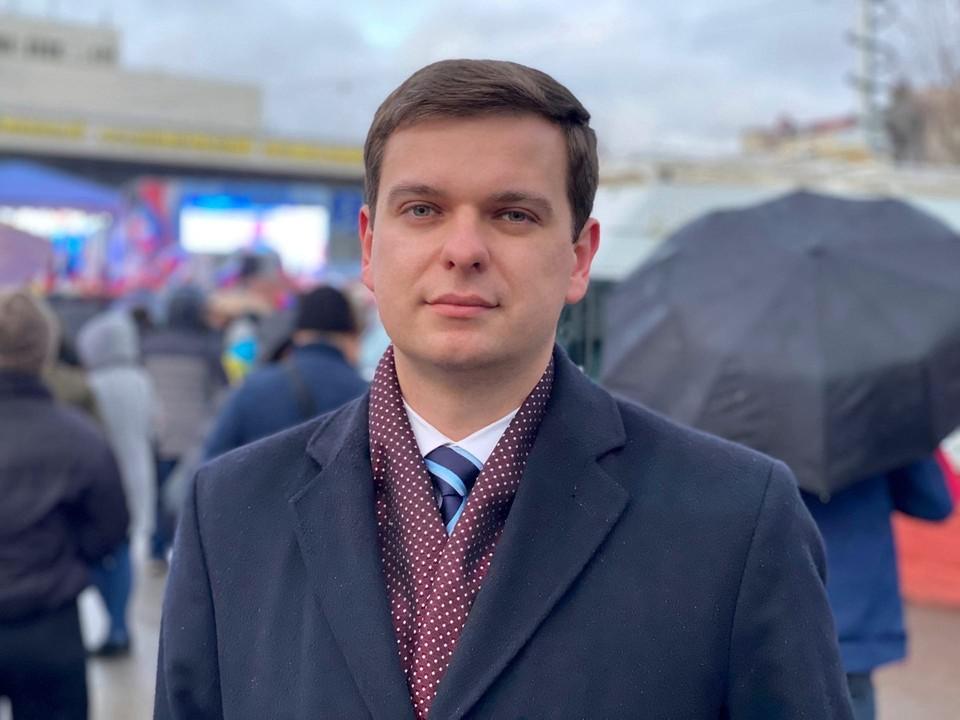 Иван Мезюхо, политолог, председатель Крымской региональной общественной организации «Центр политического просвещения»