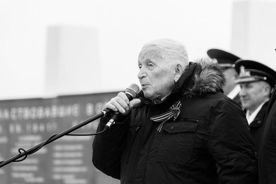 Льва Васильевича Журина нет с нами почти год. Фото: правительство Мурманской области