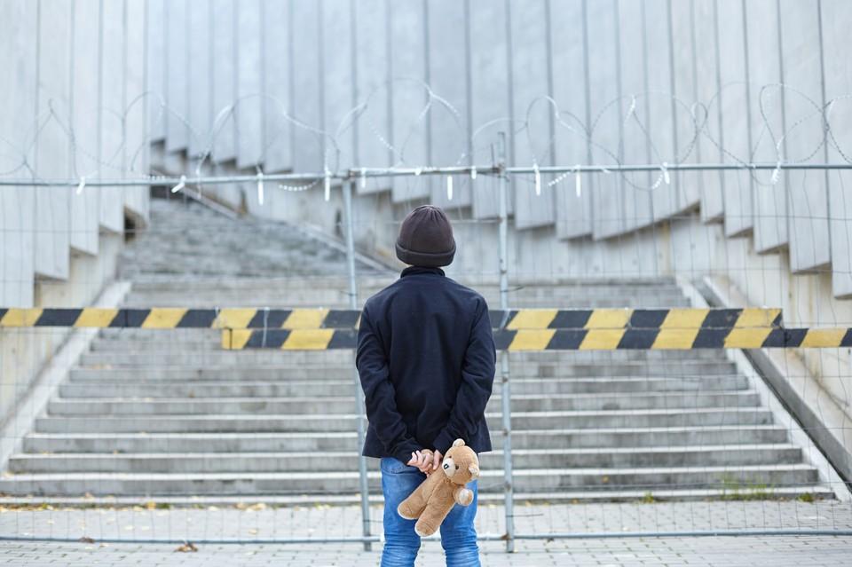 В европейских странах нередко детей эмигрантов изымают из семей.