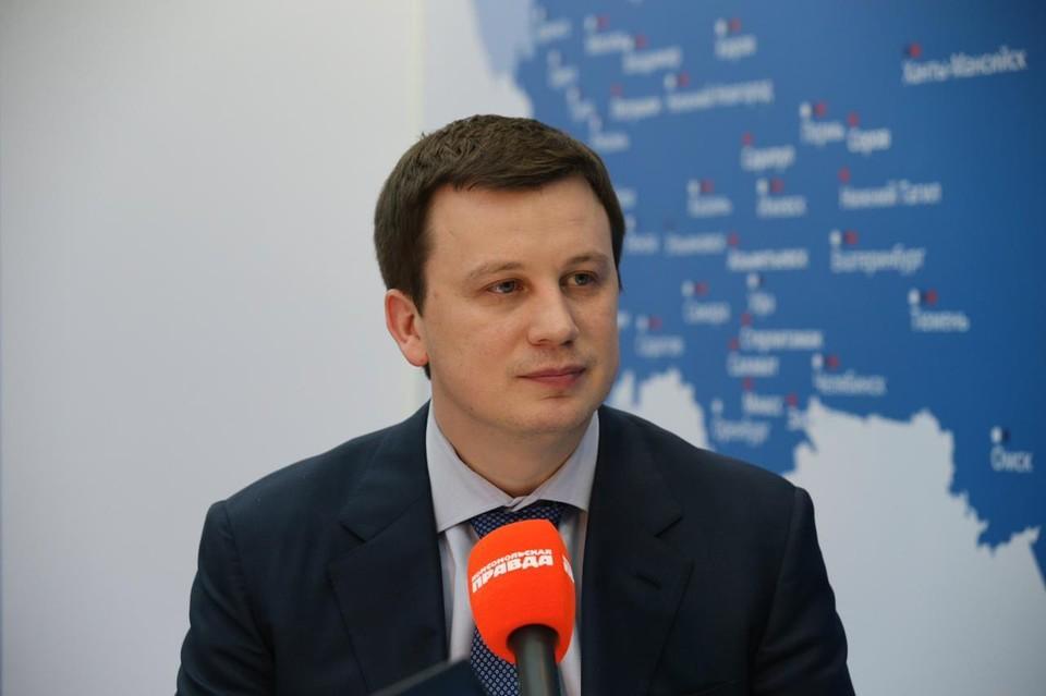 Антон Немкин регулярно выступает как последовательный сторонник цифровизации и развития отечественных IT-технологий