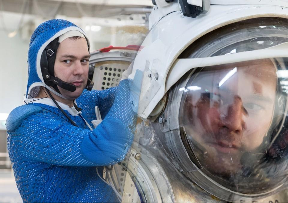 Дмитрий Петелин уже много лет готовится пересечь границу «Земля—Космос». Фото: Центр подготовки космонавтов / Facebook.com