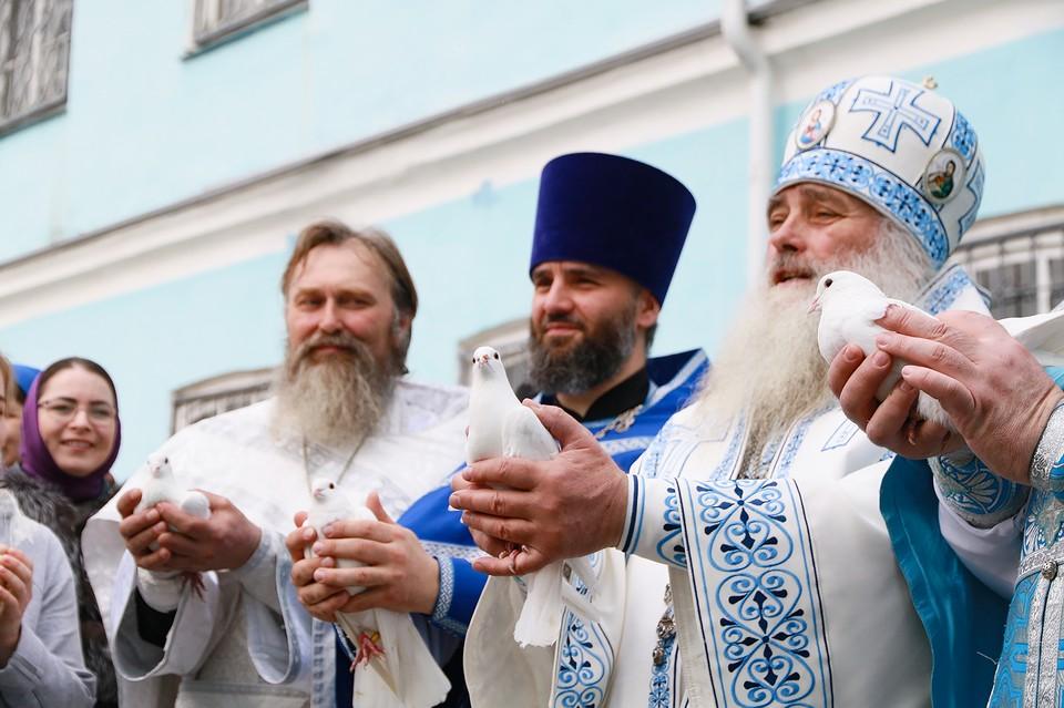 Благовещение Господне-2021 в Барнауле.