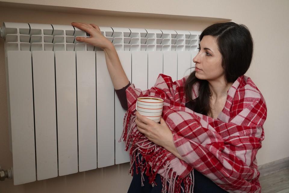 Жители 38 домов вынуждены были обходиться без тепла батарей около полутора суток.