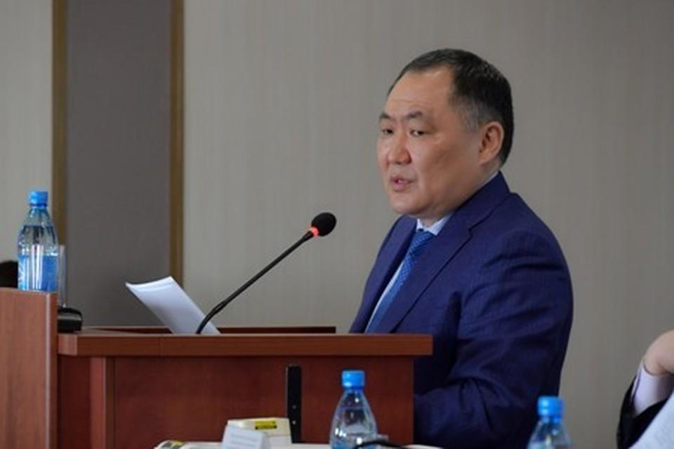 Фото: правительство Республики Тыва