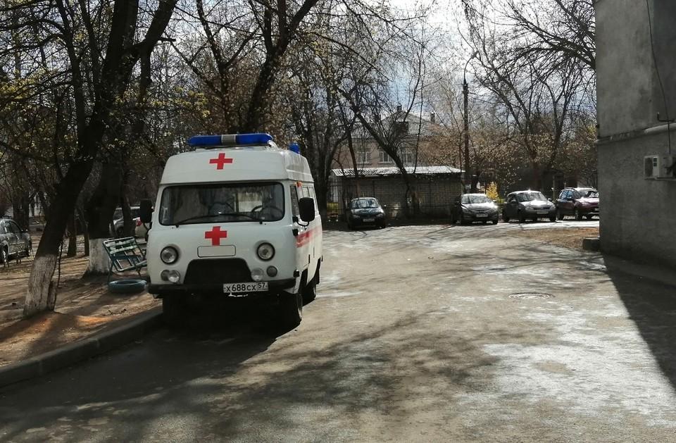 В Орловской области за сутки коронавирусом заболело еще 60 человек