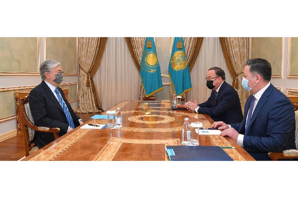 Глава государства отметил, что создание этой новой должности в структуре Администрации президента свидетельствует о повышенном внимании руководства страны к проблематике международного сотрудничества.