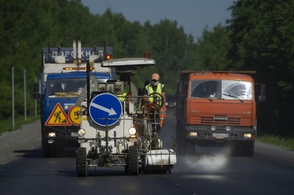 В центре Сочи начались ремонтные работы основных дорог