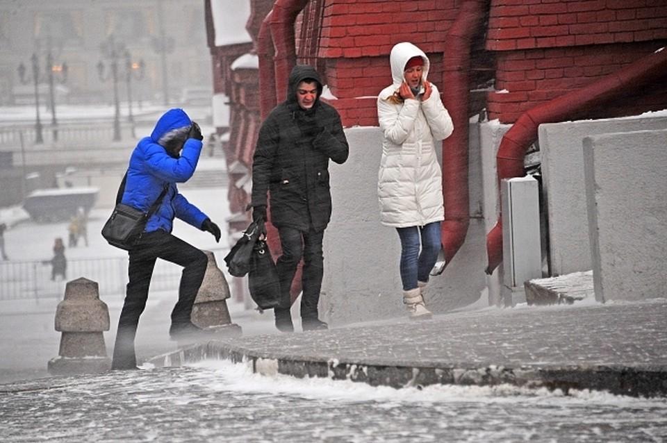 Погода в Омске резко ухудшится.