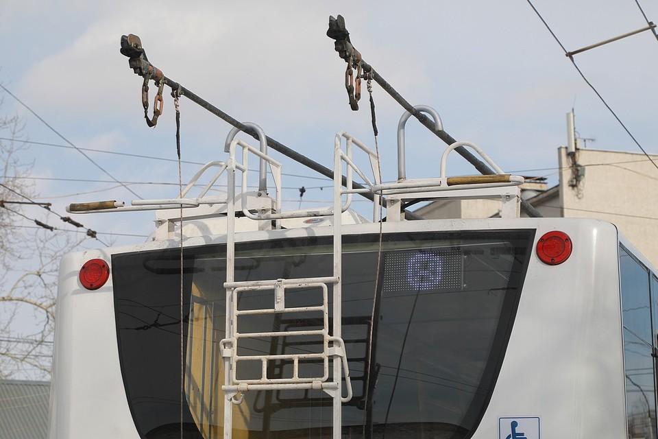 В Красноярске появятся новые маршруты: троллейбус пустят через Коммунальный мост