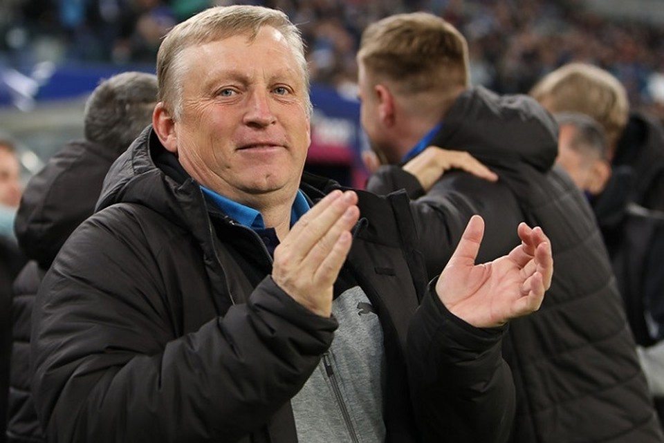 Игорь Осинькин доволен выступлением своей команды