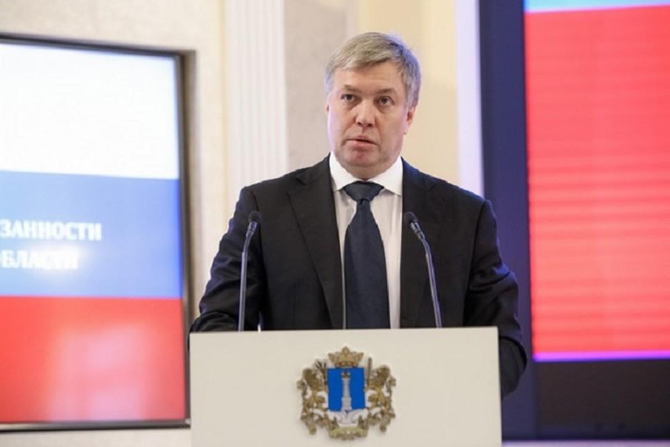 Первым решением Алексея Русских на посту врио губернатора стала отправка в отставку правительства региона. Фото: пресс-служба правительства Ульяновской области.