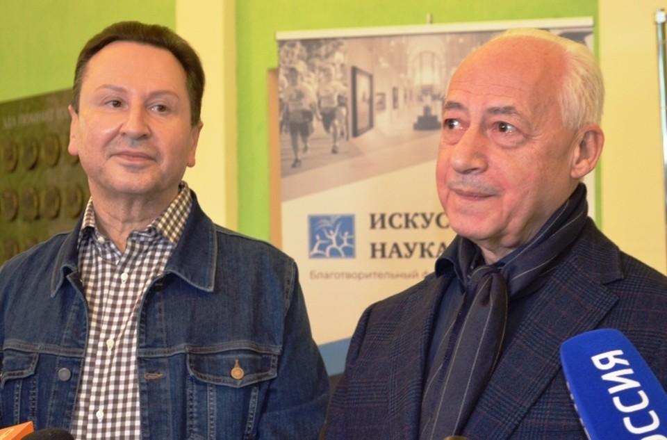 Владимир Спиваков и Георгий Агеев рассказали о том, как коллектив переживает локдаун