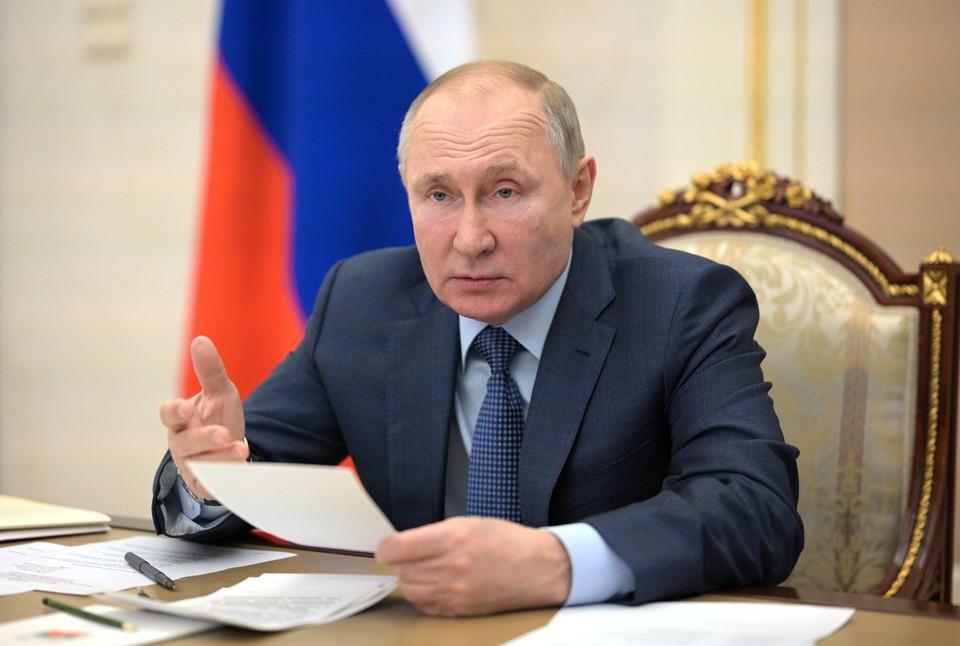 Путин в послании Федеральному собранию оценит постковидный период и предложит пути развития страны.