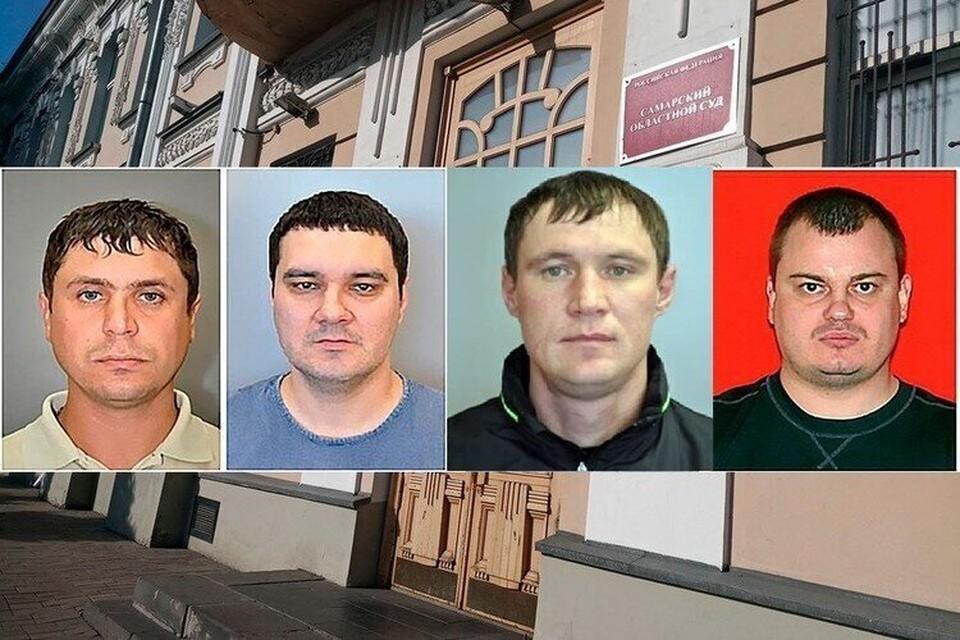 Руслан Гафаров, Роман Гореславец, Вадим Жестков и Алексей Стоволосов вины в суде не признали