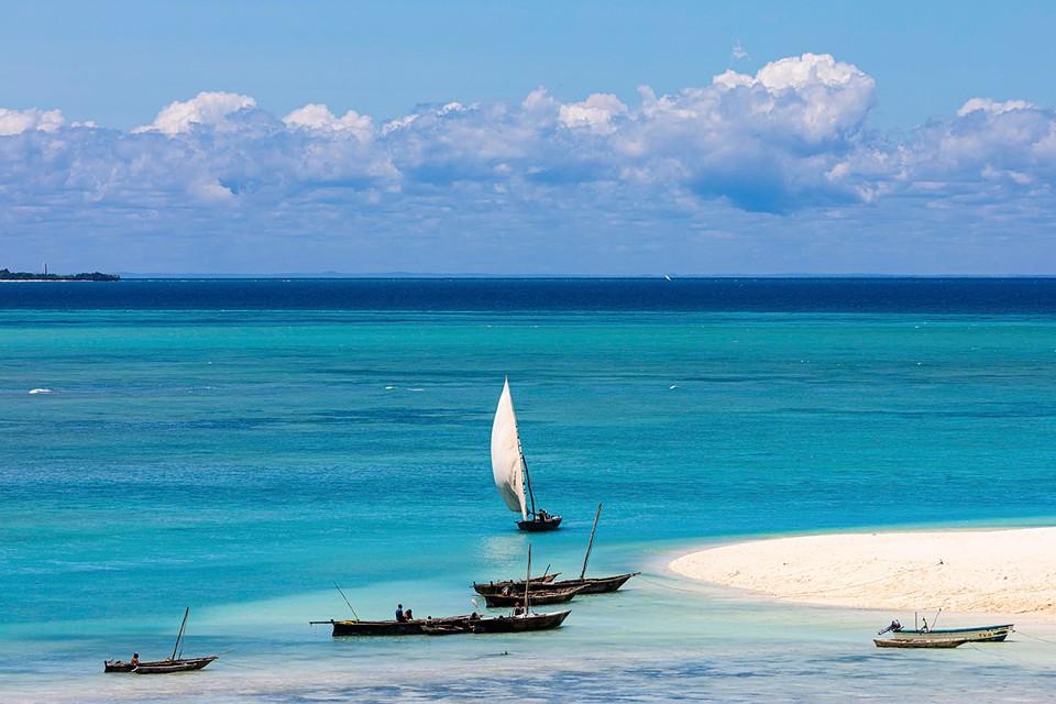 Путевки на остров Занзибар в Индийском океане были куплены у 6 - 7 тысяч человек