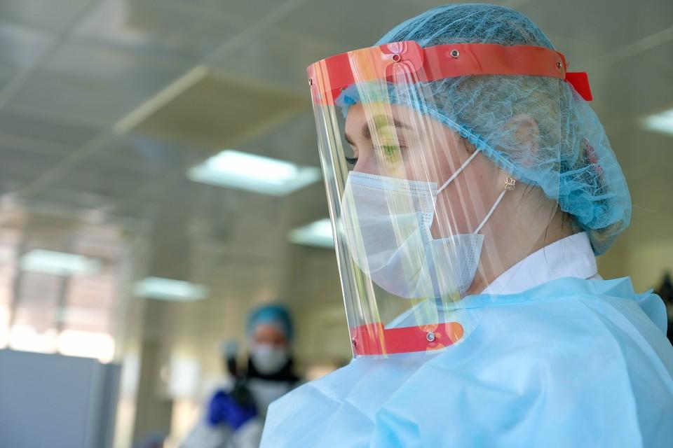 Куряне могут получить прививки по месту жительства