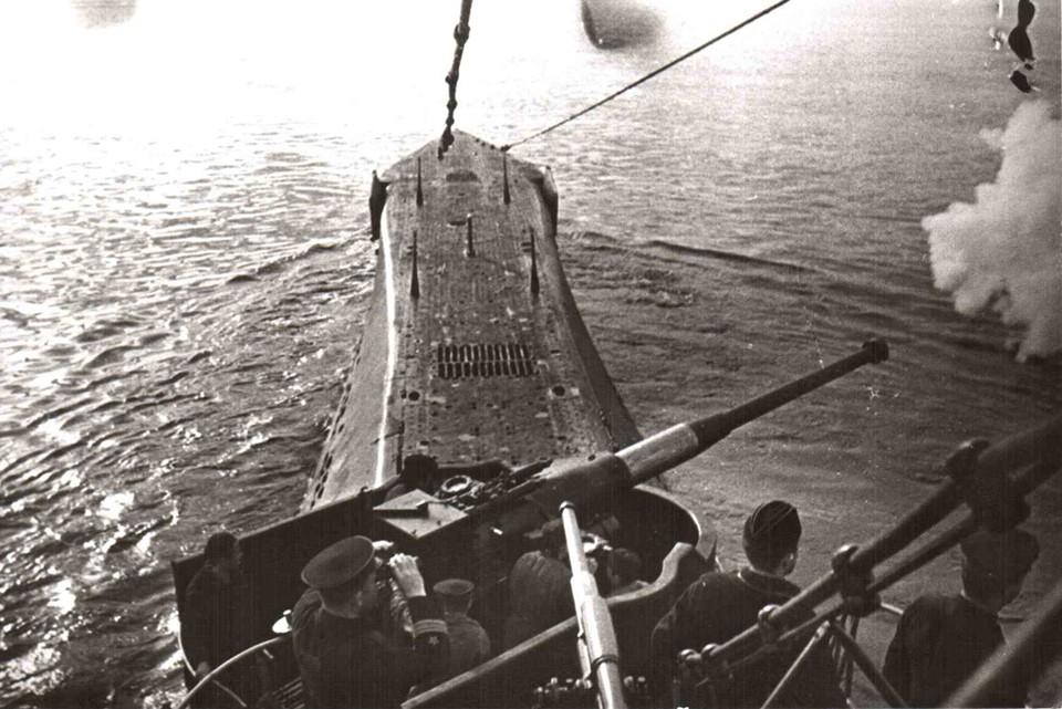 Одной из задач было обнаружение подлодок и судов, которые погибли в годы Великой Отечественной войны. Фото: пресс-служба Северного флота.