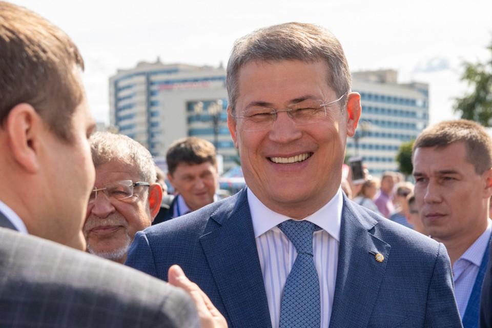 Хабиров также сообщил, что здание Дома печати в Уфе будет отремонтировано в 2023 году