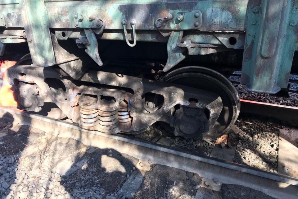 Пострадавших при аварии нет. Фото: Северо-Западная прокуратура на транспорте.