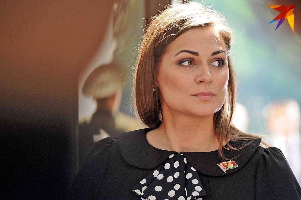 Пресс-секретарь Лукашенко отреагировала на последние события и заявила, что президент исполняет свои обязанности согласно Конституции