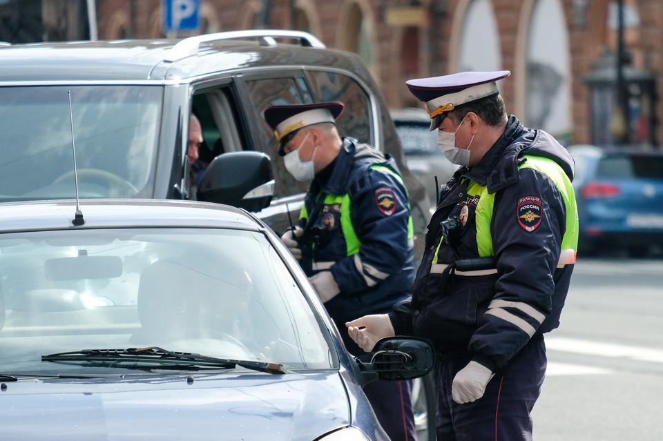 С начала апреля в Сыктывкаре уже привлечено к административной ответственности за нарушение правил тонировки 244 водителя.