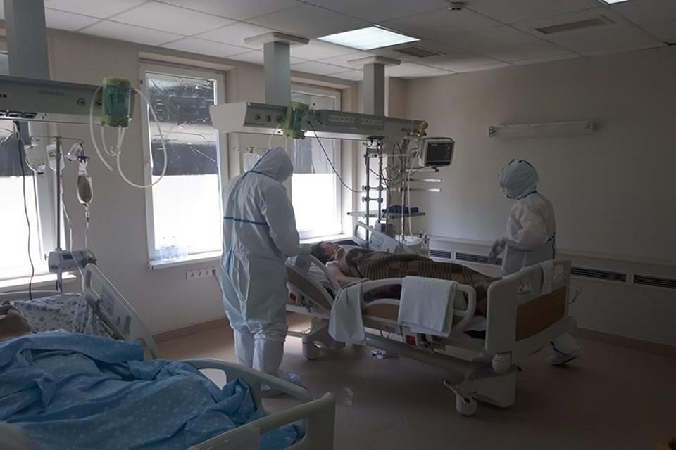 Наши врачи - настоящие герои!