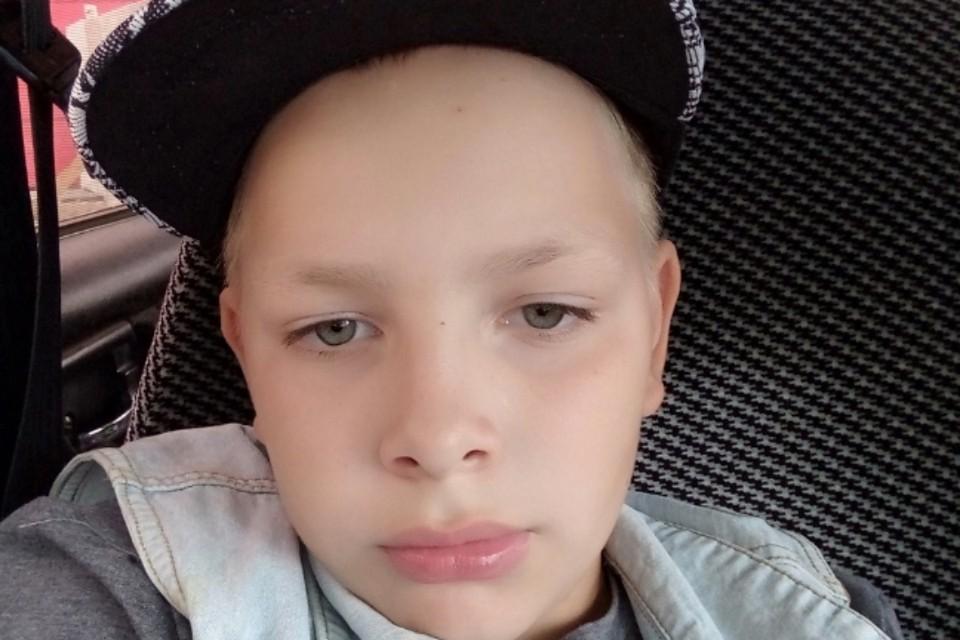 12-летний Костя не испугался встать на защиту дедушки. Фото: личный архив