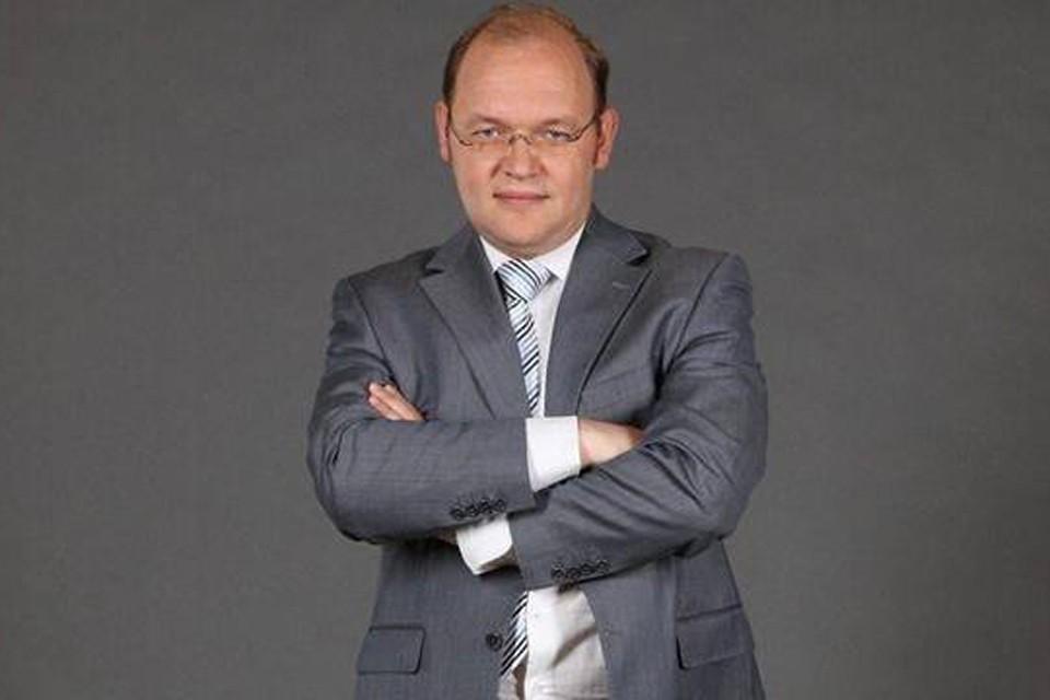 Бывший президент «Локомотива» Илья Геркус