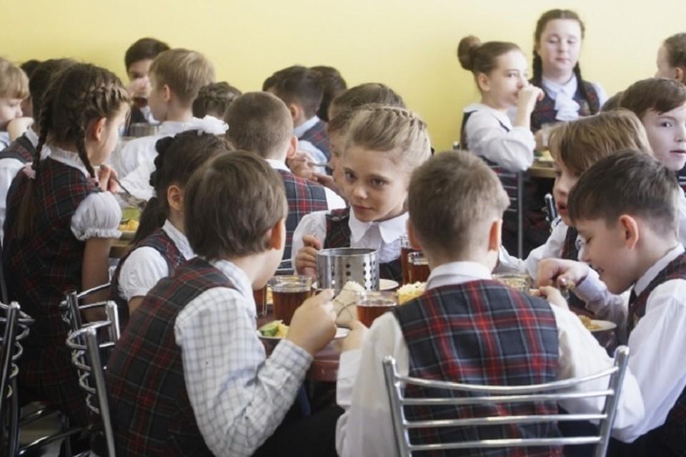 Прокуратура проверила школу в Найхине Хабаровского края на предмет детского питания